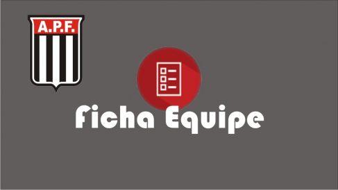 Ficha Equipe de Filiação/Renovação