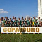 Copa Ouro Sub-13 – Decisão 2017