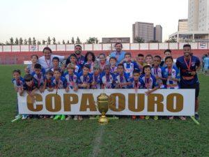 Copa Ouro Sub-11 – Decisão 2017