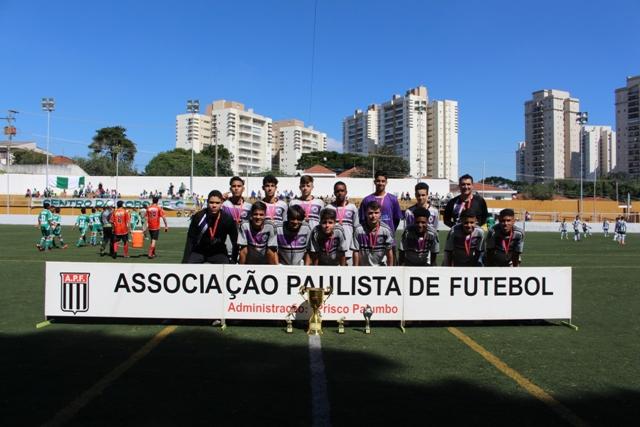 Copa Paulista Sub-17 – Decisão 2017