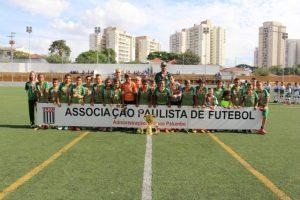 Copa Paulista Sub-11 – Decisão 2017