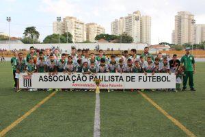 Copa Paulista Sub-13 – Decisão 2017