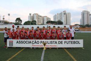 Copa Paulista Sub-15 – Decisão 2017